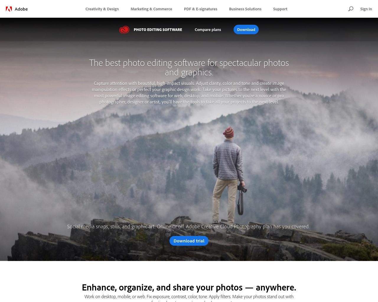 Adobe Photoshop - Postmake